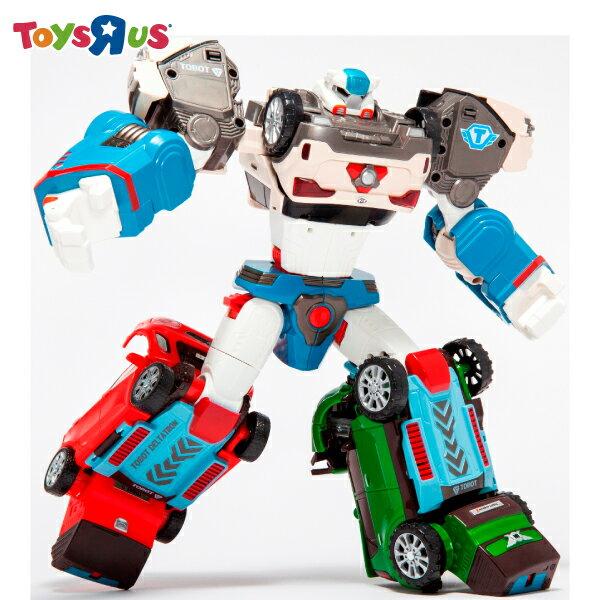 玩具反斗城 機器戰士 TOBOT 鐵拳金剛戰神