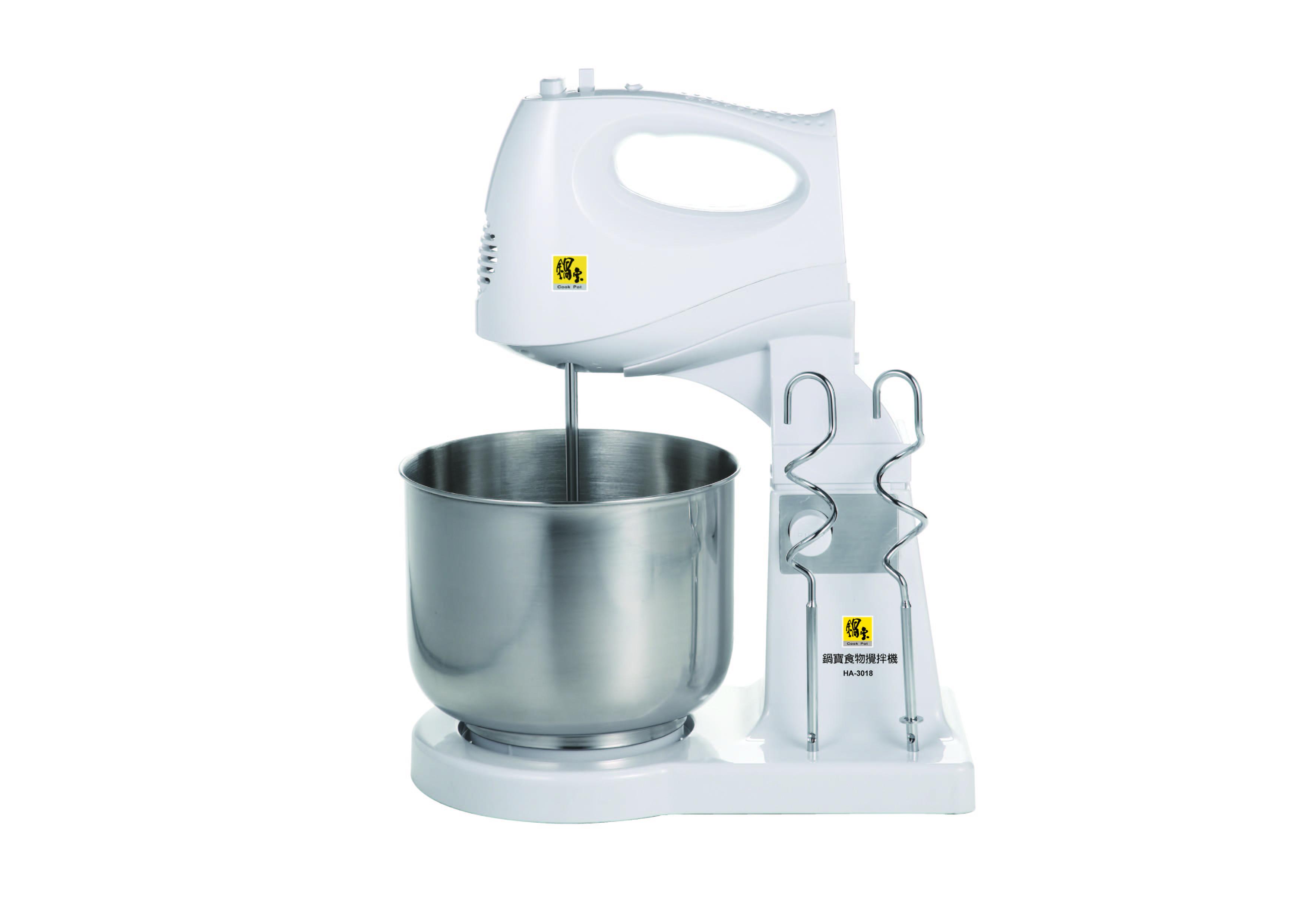 鍋寶食物攪拌/打蛋器(HA-3018)