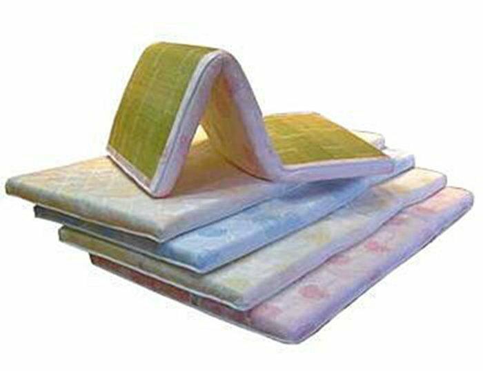 【尚品傢俱】440-01 蒙娜麗莎 亞蓆藤3.5尺獨立筒床墊(可折)~另有3尺、5尺、6尺床墊~另有竹蓆
