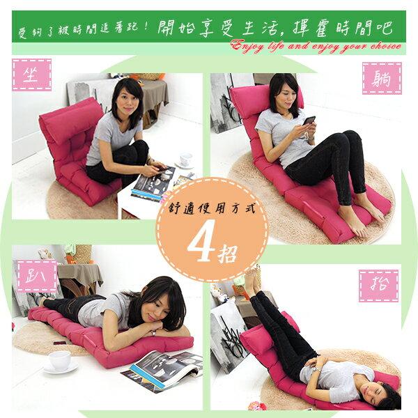 [限量優惠售完不補] 和室椅 單人沙發床《NICO加寬妮可舒適和室椅》-台客嚴選 5
