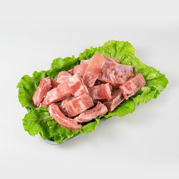 【台灣好好豬】肋排600g(包)