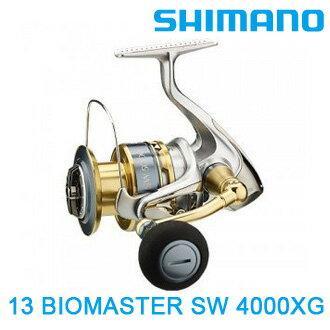 漁拓釣具13 BIOMASTER SW 4000XG