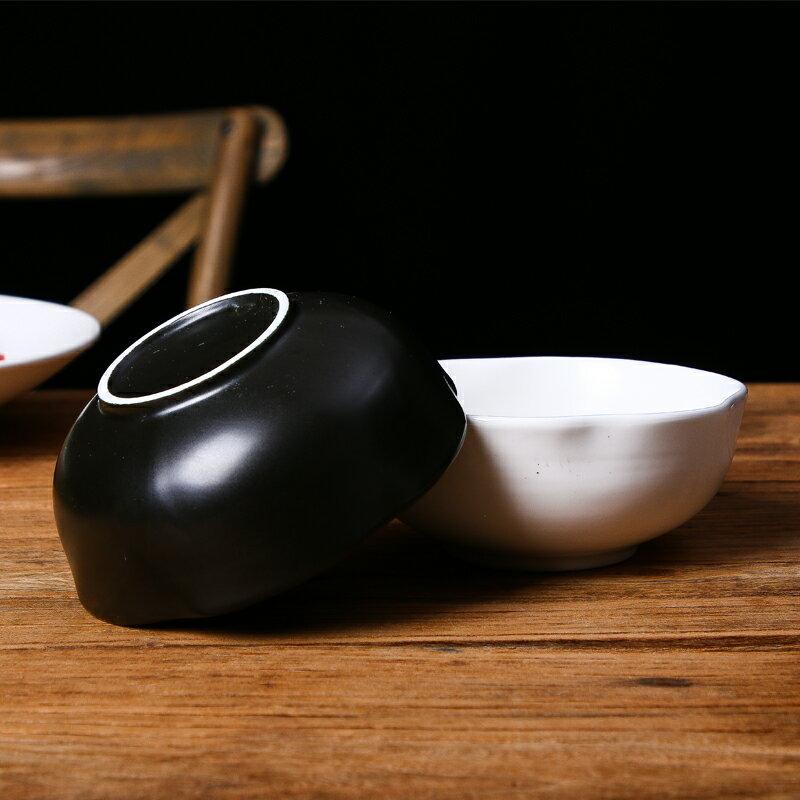 日式陶瓷壽司盤意面盤壽司碗圓盤淺盤飯碗湯盤深盤水果盤家用菜盤1入