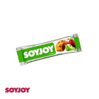 SOYJOY 大豆水果營養棒(蘋果/30g)/城市綠洲(營養棒、馬拉松、登山、自行車、運動補給)