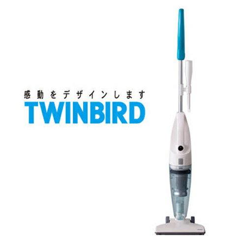 日本 TWINBIRD 直立/手持式兩用 吸塵器 TC-5121TWB (藍) / TC-5121TW