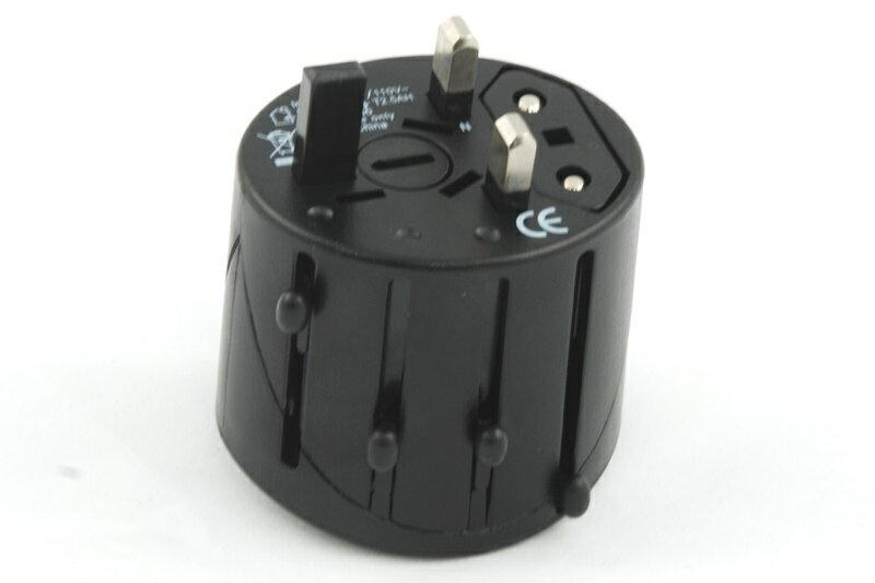 【凱樂絲】轉換插座 旅行好幫手,英美澳歐四大標準插腳 - 外觀精緻時尚,攜帶方便 0