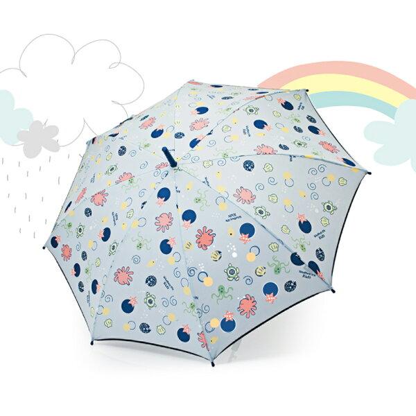 呈真嚴選CometrueBuy:【WeatherMe】童趣繽紛兒童傘(海底世界)
