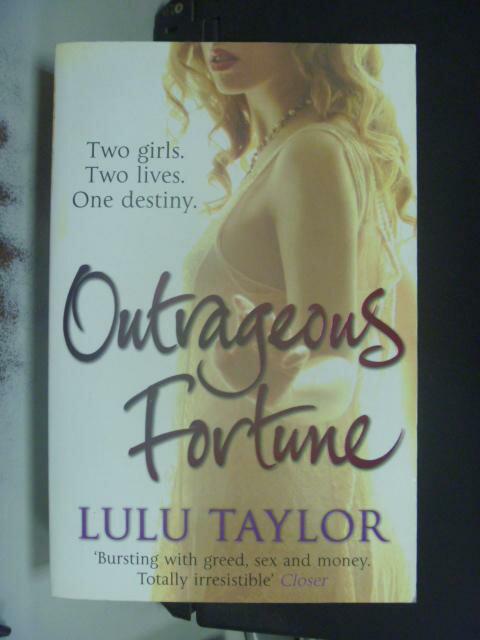 【書寶二手書T5/原文小說_LQY】Outrageous Fortune_Lulu Taylor