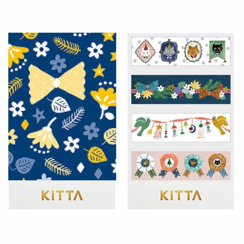 ~ KITTA~ 隨身攜帶和紙膠帶 KIT038 復古裝飾   本
