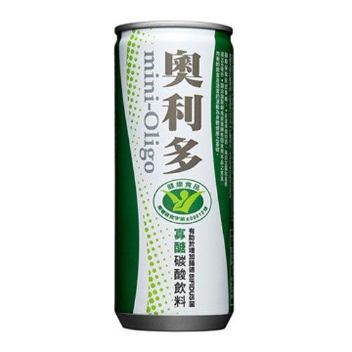 《現折100》金車 奧利多 寡糖碳酸飲料 240ml (24罐入)x3箱 3 / 11~3 / 18領優惠卷折100 1
