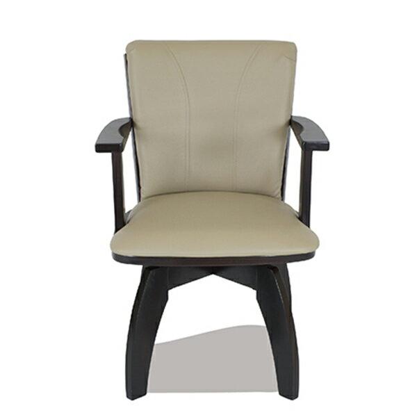 菲力浦皮面旋轉椅 - 限時優惠好康折扣