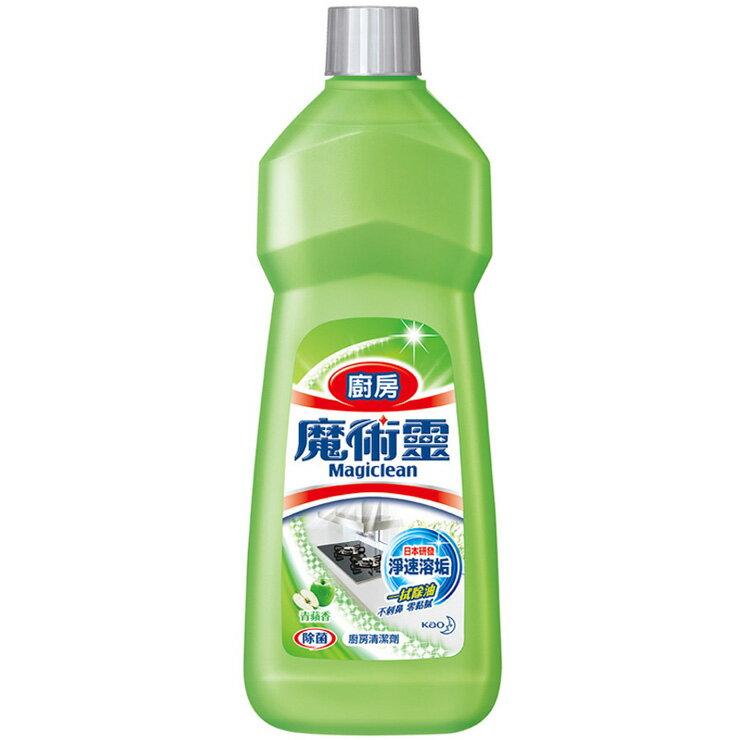 魔術靈 廚房清潔劑 青蘋香 經濟瓶 500ml