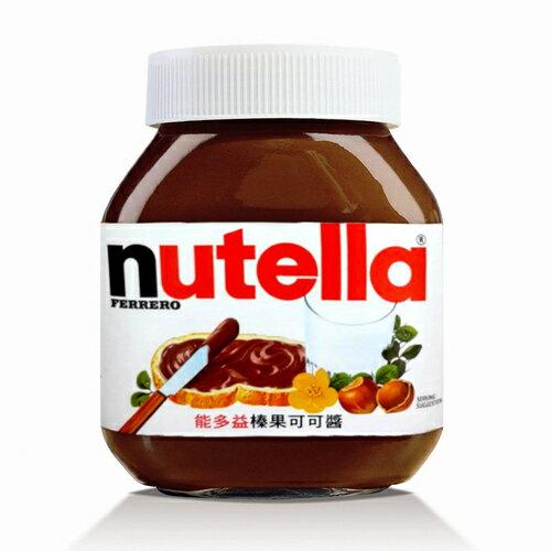 Nutella 能多益 榛子果仁可可醬 180g
