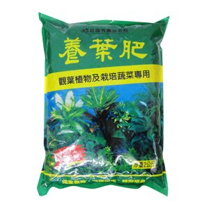 翠筠 巨園 有機質肥料 養葉肥 2kg