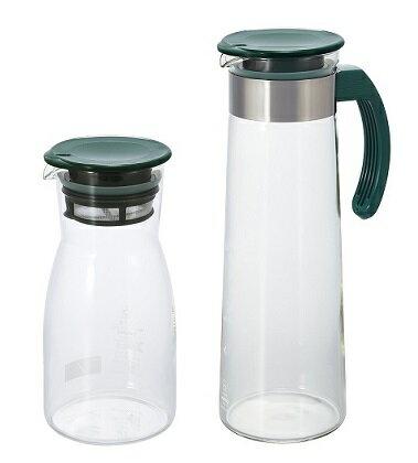 【百倉日本舖】日本製 HARIO 玻璃泡茶壺700ml.1000ml耐熱玻璃壺/玻璃冷水壺-免濾紙