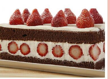 連珍草莓香草蛋糕(4條裝)免運 3