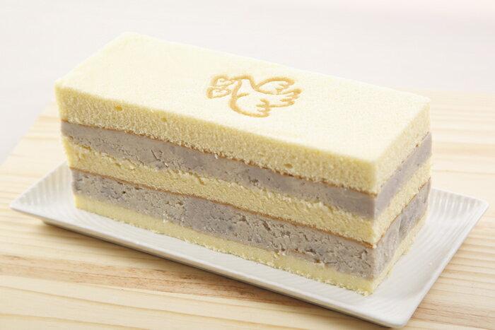 愛情鳥芋泥雙層蛋糕]🏆 2020蘋果日報母親節蛋糕評比 🏆母親節蛋糕推薦 2