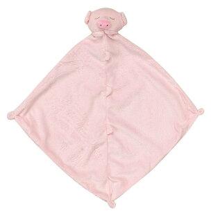 AngelDear動物嬰兒安撫巾小豬『121婦嬰用品館』