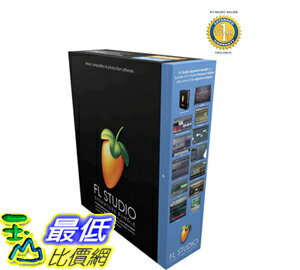<br/><br/>  [106美國直購] Image Line FL Studio 12 Signature Edition Music Production Software B014QLLA48<br/><br/>