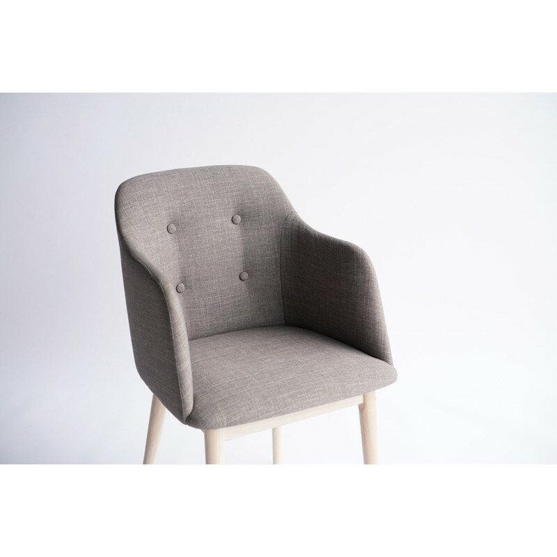 布紋網美餐椅