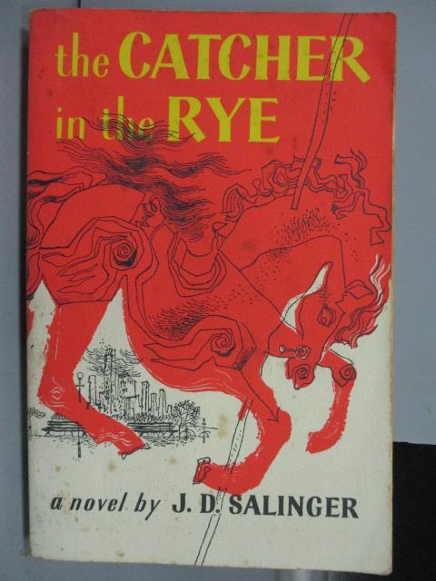 【書寶 書T8/原文小說_IBR】the Catcher in the Rye_J.D.S