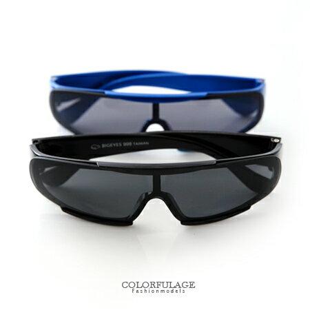 兒童太陽眼鏡 墨鏡 抗UV400 運動必備孩童專用 亮眼、 輕巧、防風 柒彩年代【NY295】共五色 0