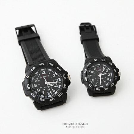 柒彩年代【NE154】型男軍用造型手錶~雜誌推薦.單支售價