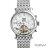 范倫鐵諾Valentino自動上鍊機械腕錶 鏤空擺輪三眼不鏽鋼手錶 公司貨 柒彩年代 【NE1206】 0