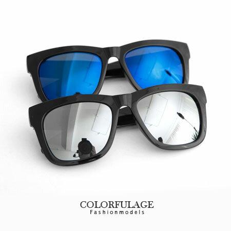 繼承者們韓國連線李敏鎬激似款百搭墨鏡太陽眼鏡不分男女都適合柒彩年代【NY252】抗UV400
