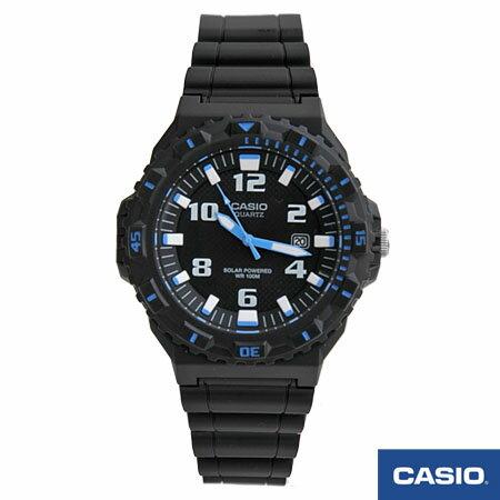 CASIO日本卡西歐環保太陽能錶盤手錶 完美旅程潛水運動風腕錶100M防水 柒彩年代【NE1238】原廠貨