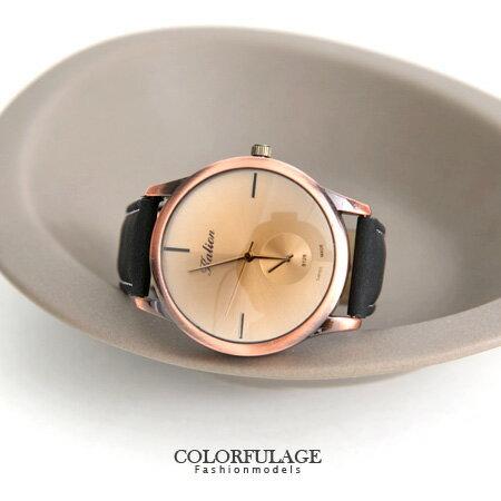 無印風 簡約刻度情侶對錶 復刻造型獨家不撞款手錶  柒彩年代【NE1295】單支 0