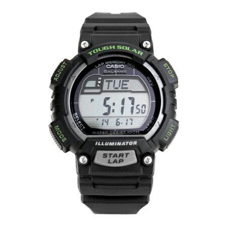 CASIO卡西歐 潮流環保風 太陽能錶盤手錶 型男運動必搭 100M防水 柒彩年代【NE1283】原廠貨