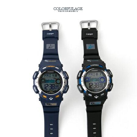 手錶 百聖牛新款多功能登山戶外運動電子錶 陽光男孩必備防水100米 柒彩年代【NE1324】單支價格 0