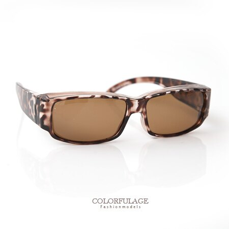 太陽眼鏡 抗UV400中性款設計 大框型設計遮陽配備柒彩年代【NY287】單支價格 0