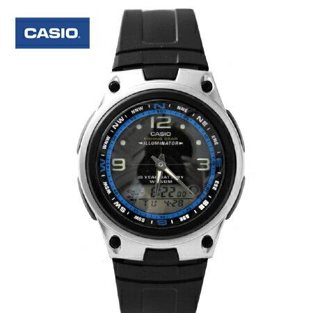 CASIO卡西歐輕盈舒適多功能雙顯電子手錶休閒運動腕錶有保固柒彩年代【NE1442】原廠公司貨