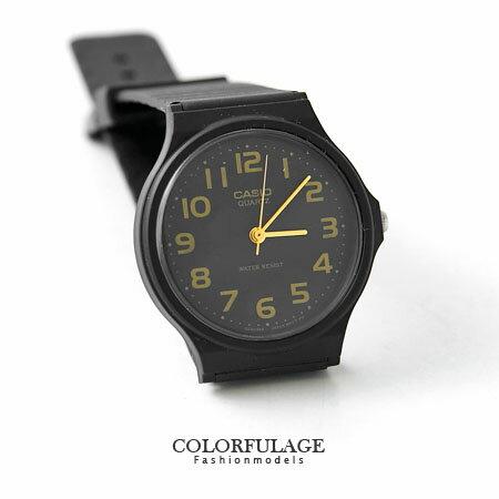 CASIO卡西歐經典基本款手錶 有保固 中性款腕錶 超輕巧設計 柒彩年代【NE1148】原廠公司貨