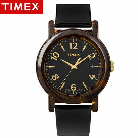 天美時TIMEX復古腕錶 玳瑁色手錶復刻潮流 限量特色 美國第一品牌 柒彩年代【NE1215】原廠公司貨 0