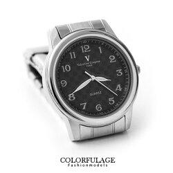 Valentino范倫鐵諾 經典格紋不鏽鋼手錶對錶 原廠公司貨 柒彩年代【NE994】單支