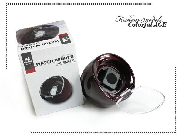 柒彩年代˙免運費【NE3】攜械錶專用動力儲存盒~自動上鍊盒.收納盒~品味時尚