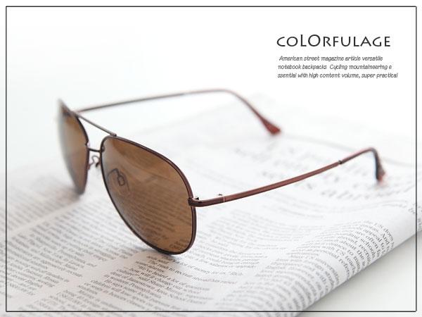 柒彩年代【NY130】太陽眼鏡偏光鏡片鏡架 夏季必搭抗UV400.防眩光 0