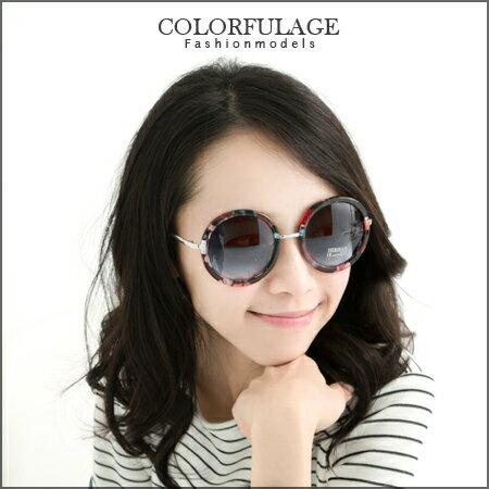 摩登膠框太陽眼鏡 外銷韓.歐美鏡框 獨特性十足抗UV400 柒彩年代【NY225】單支價格 0