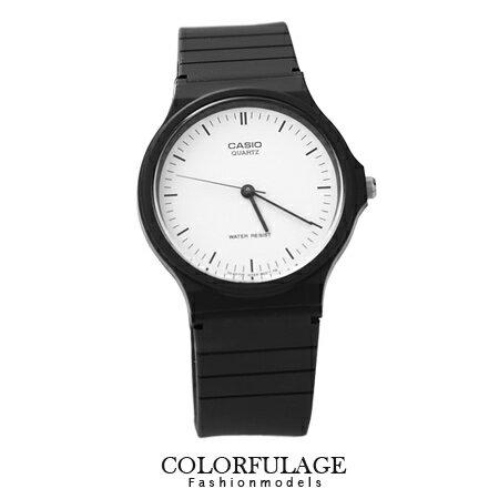 CASIO卡西歐簡約 款手錶 有 中性款腕錶 店家 柒彩年代~NE1061~ 貨