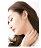 日本CREAM DOT  /  イヤーカフス イヤカフ ウェアリング イヤリング 片耳用 金属アレルギー ニッケルフリー 18kコーティング レディース ワイド つや消し マット 大人カジュアル シンプル 可愛い ゴールド シルバー  /  k00319  /  日本必買 日本樂天直送(990) 4
