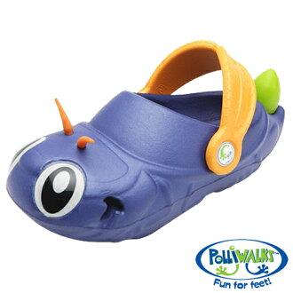 Polliwalks 童鞋-螢火蟲(寶藍)(BJ0046B)