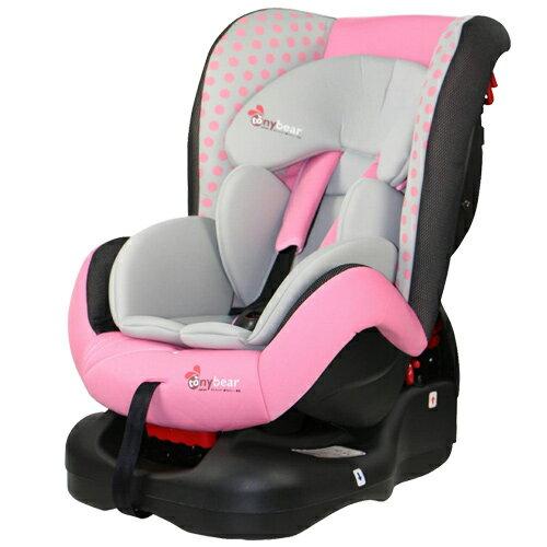 TONYBEAR 汽車安全座椅-粉色(BJT939P)