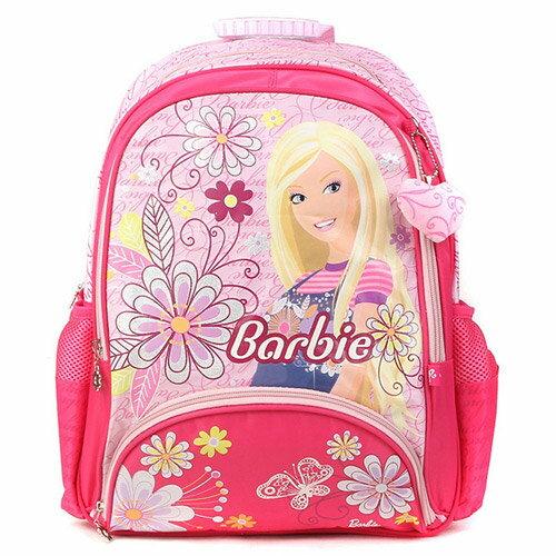 芭比Barbie 雙肩書包(紅色)(BLA272842)