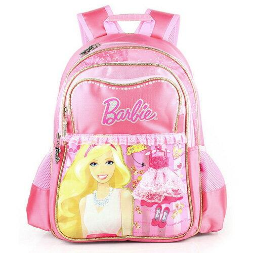 TheLife 樂生活:芭比Barbie魔力甜心學生書包-粉紅(BLA270437A)