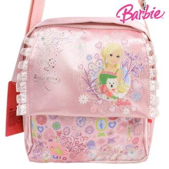 芭比Barbie 滿園花開小側背包(BLA272878)