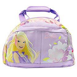 【芭比Barbie】芭比花開富貴隨行兩用包(BLA279449)