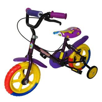 寶貝樂 12吋兒童自行車-紫色(BTGD70)